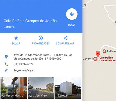 Mostre seu tour virtual no Google Maps